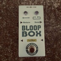 Efek Gitar Fatmac Bloop Box (Looper)
