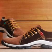 Jual Sepatu Kickers Jablay Denim/Sepatu Casual Pria, Sepatu Santai,Tali Murah
