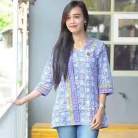 Baju Batik Wanita | Atasan Batik | Baju Kerja Batik