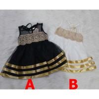 Jual Baju Bayi Perempuan Baju Pesta Kondangan Dress Farah Murah