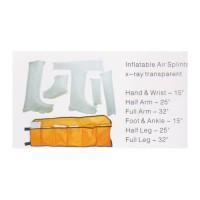 Air splint set of 6