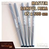 harga Master Sampul Mika 45x500cm Roll / 45 X 500 Cm / Buku / Plastik Tokopedia.com