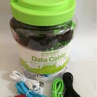Kabel Data VEGER Fetuchinne Gepeng MICRO USB 1Meter Good Quality murah