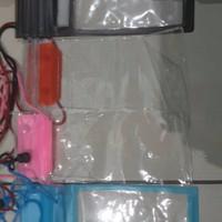 Waterproof / Waterproff / airbag / PELINDUNG hp anti air ukuran XL