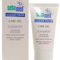 SEBAMED CLEAR FACE CARE GEL [50ML]