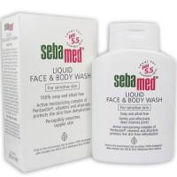 SEBAMED LIQUID FACE & BODY WASH [200ML]