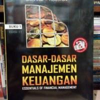 Dasar-Dasar Manajemen Keuangan jld. 1 ed. 11