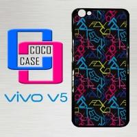 Casing Hardcase Hp Vivo V5 Fox Wallpapers Motocross X4532