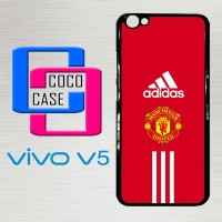 Casing Hardcase Hp Vivo V5 Manchester United iPhone Wallpaper X4343