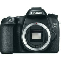 New Kamera DSLR Canon EOS 70D Wifi Body Only / BO Garansi 1 Tahun