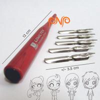 Pena Celup / G-pen / Pena Komik / Manga Pen