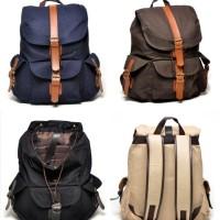 Jual Tas Ransel Backpack Bonjour Adrien Gendong Punggung Laptop Rucksack Murah
