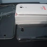 Hard Case Bening / Transparan ZTE V9820 , ZTE Bolt M1, ZTE Blade A5