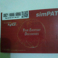 0821 66666 8 66 Nomor Cantik simPATI