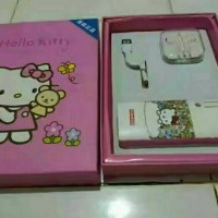 power bank/power beng helokity satu set