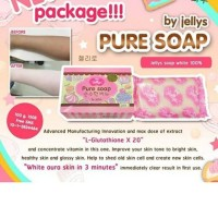 PURE SOAP 100% Original By. Jellys