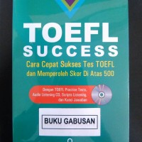 BUKU TOEFL SUCCESS ORI r5