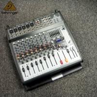 Behringer EUROPOWER PMP1000 / PMP 1000 Powered Mixer 500 Watt 12 Ch