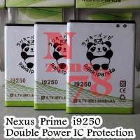 BATTERY SAMSUNG GALAXY NEXUS PRIME i9250 DOUBLE POWER
