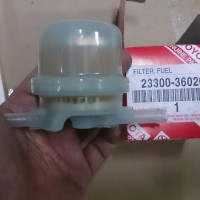 Filter Bensin Toyota Hardtop 2f. 100% Genuine. 100% New. Retro. Antik.
