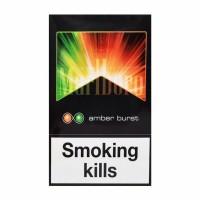Rokok Marlboro Amber Burst