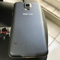 Samsung Galaxy S5 16gb Charcoal Black (SECOND) PREORDER KODE 734
