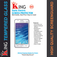 Samsung Z1 Z130H Tempered Glass KING Anti Gores Kaca Screenguard