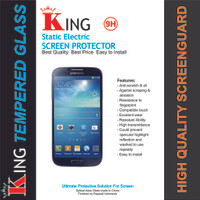 Samsung S4 mini i9190 Tempered Glass KING Anti Gores Kaca Screenguard
