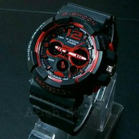 Jam Tangan Casio G-Shock Dualtime Rubber Kw Super