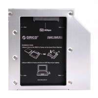 ORICO [L127SS] - Internal Hard Drive Caddy for Laptop