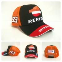 Topi Motogp Repsol Honda 93