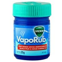 Vicks vaporub 25 gram balsem vicks