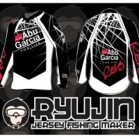 jersey mancing/pancing/fishing abu garcia custom black