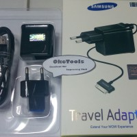 Charger Casan Travel Adapter Samsung Galaxy Tab 1/Tab 2 Ori