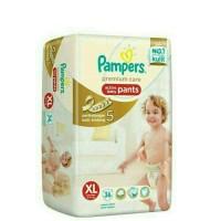 harga Pampers Premium Care Pants Xl 36 Tokopedia.com