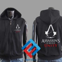 harga Vest Hoodie / Jaket Rompi Assassins Creed Unity - Fightmerch Tokopedia.com