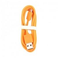 harga Xiaomimi Micro Usb To Usb Cable For Smartphone Orange Tokopedia.com