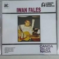 CD ORIGINAL IWAN FALES - CANDA DALAM NADA