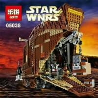 lego starwara sandcrawler UCS, stok terbatas,bagus,murah