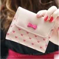 Dompet Pretty Mini - Dapat Menyimpan Uang, Kartu, dan Foto