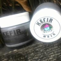Masker Kefir Bamboo Charcoal / Kefir Black / Kefir Arang Bambu