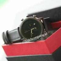 Jam Tangan Pria / Jam Tangan Cowok Full Black