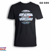 Kaos Surfing Quiksilver Qs035 Premium Quality/ Grosir Kaos Surfing