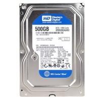 "HARDISK WDC 500GB SATA BLUE 3.5"" BARU"