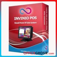 Software Point Of Sales (POS) Invinio Retail (Dijamin Asli)