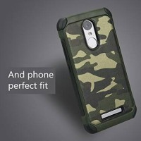 Jual XIAOMI REDMI NOTE 3 / PRO ARMY MILITARY ARMOR CASE CAMOUFLAGE Murah