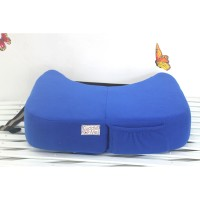 Foldable Nursing Pillow Cuddle Me (bantal Menyusui Lipat) : Blue