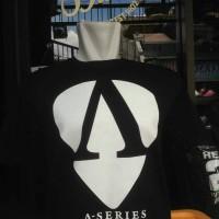 kaos/baju/t shirt greenlight A-series
