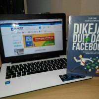 DISKON! Buku Dikejar Duit dari Facebook