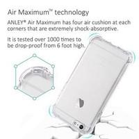Anti Crack Iphone 5 5s 5se 6 6 plus 7 7 plus Case Cover Softcase Armor